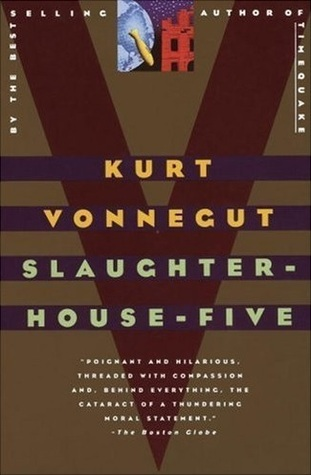 Slaughterhouse Five, Kurt Vonnegut, time travel, books about time travel