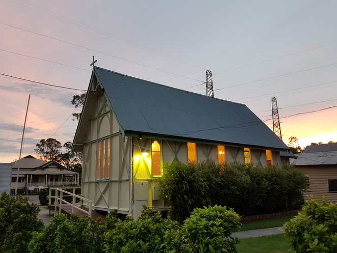 Spirits of the Red Sand, Beenleigh Historical Village and Museum, the Church