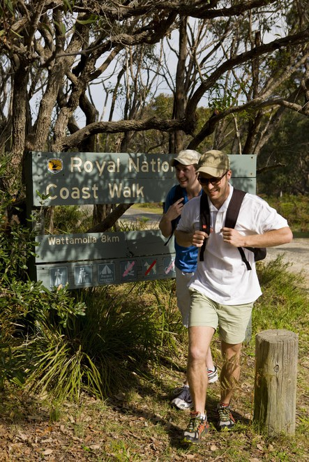 Sydney's Best Bushwalks, The Coast Track, Royal National Park