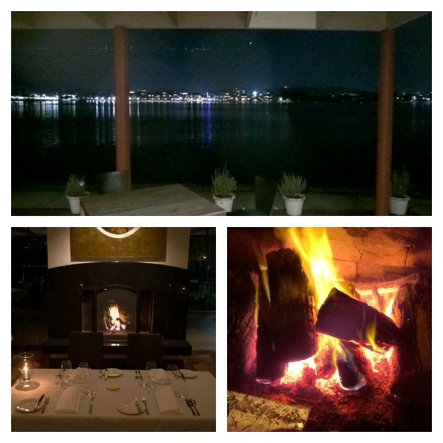 the boat house, canberra, fireplaces, ACT, views, restaurants, fine dining,