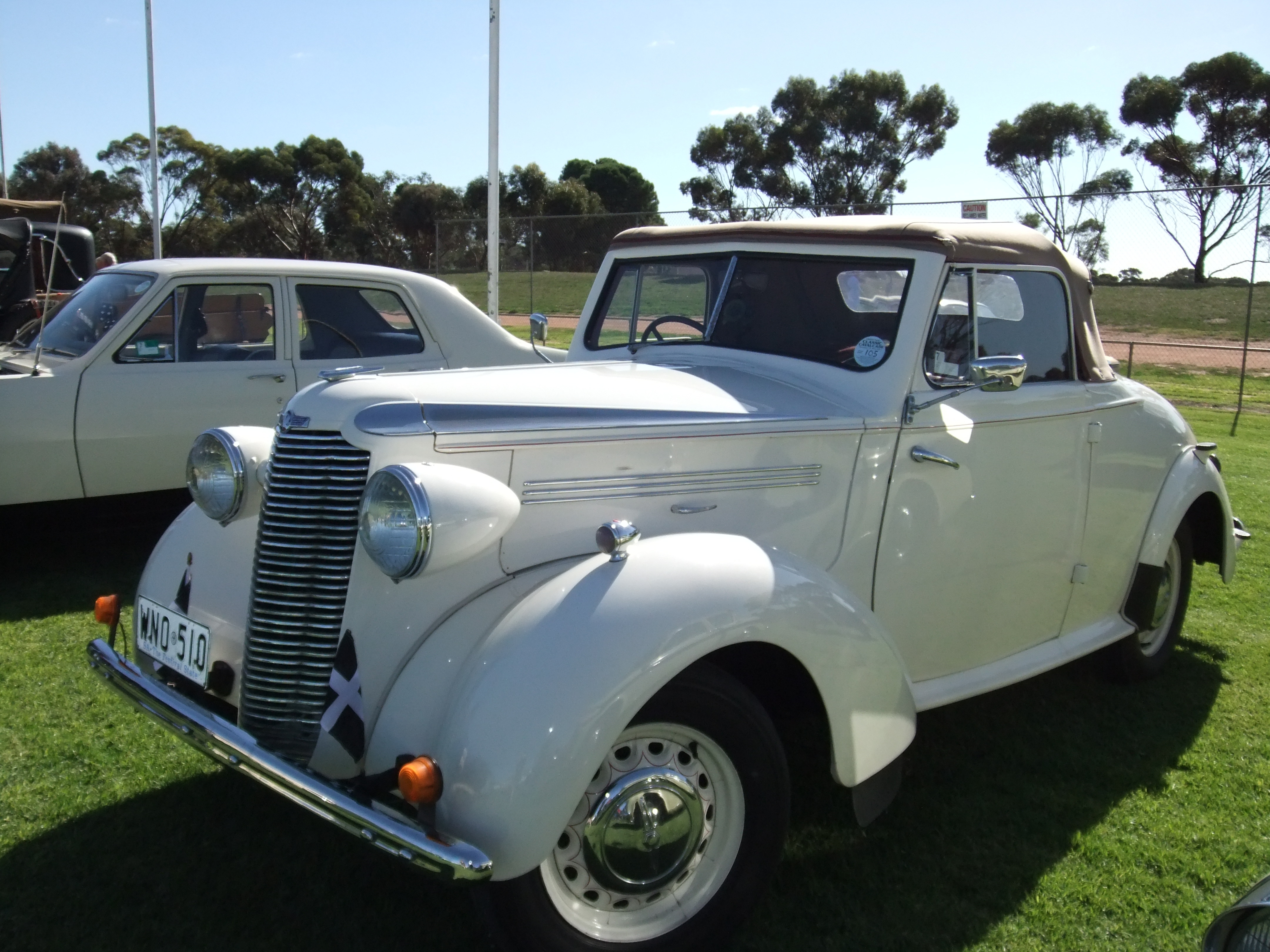 Copper Coast Classic Cavalcade of Cars & Motorcycles - Adelaide
