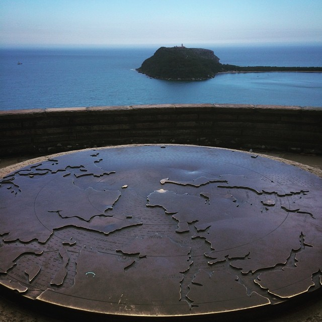 west head, lookout, sydney, ku-ring-gai chase, national park, pacific, fort, fortress