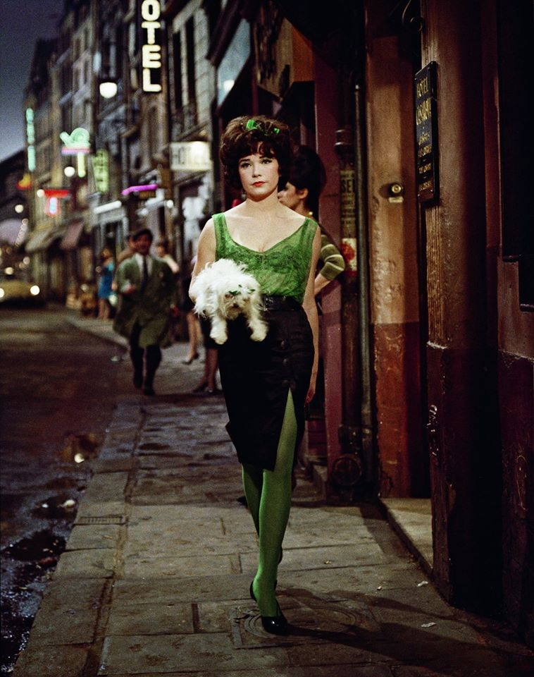 Watch Irma la Douce 1963 full movie online