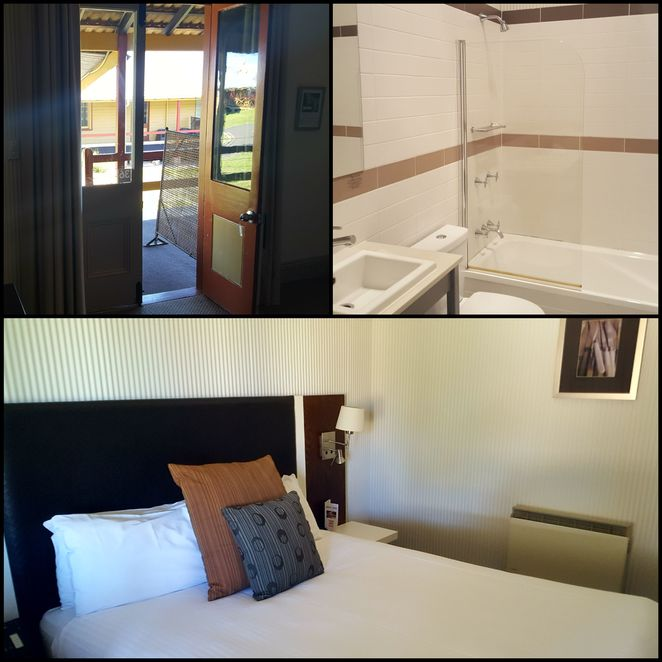 Accommodation, history, comfort, views, Sydney, Manly