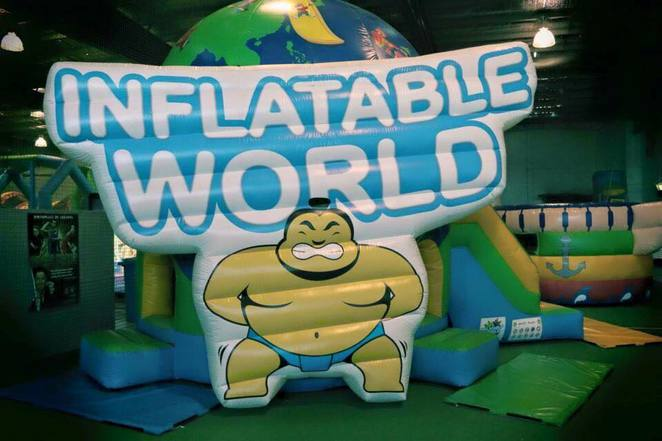 Adults Only Inflatable World Mornington