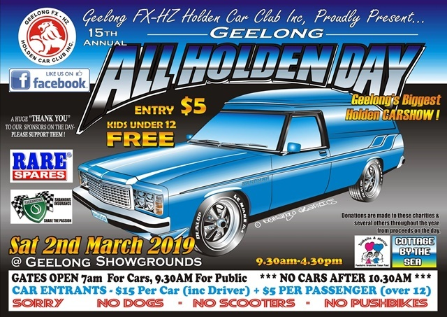 All,things,Holden,Car,Show