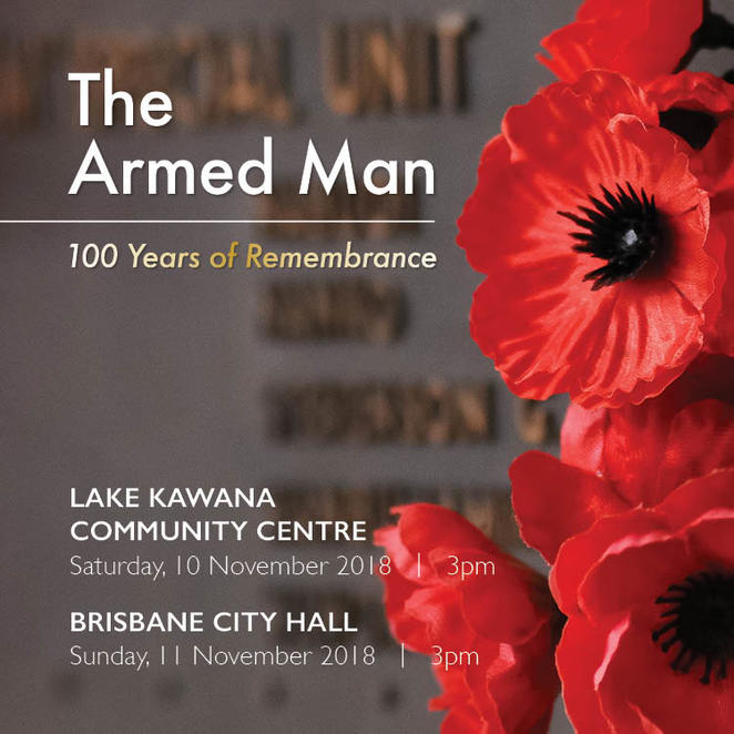 Armed Man Remembrance Day