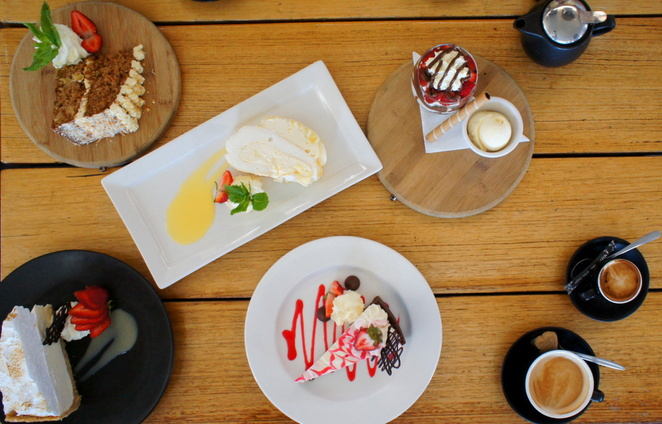 Best places cover fining dining through to cafes