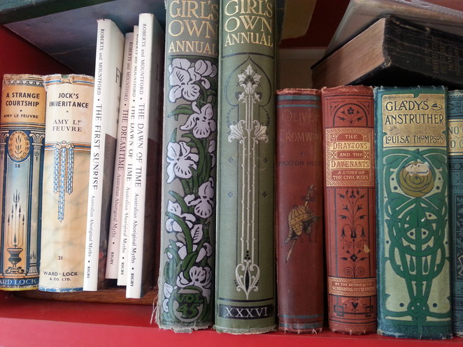 Books in Clover, second hand bookshop, books, quality, rare