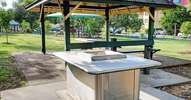 Check out your local parks for the many little improvements as Brisbane gets better