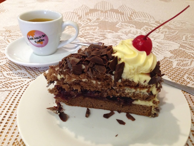 Cake and Spice Cafe