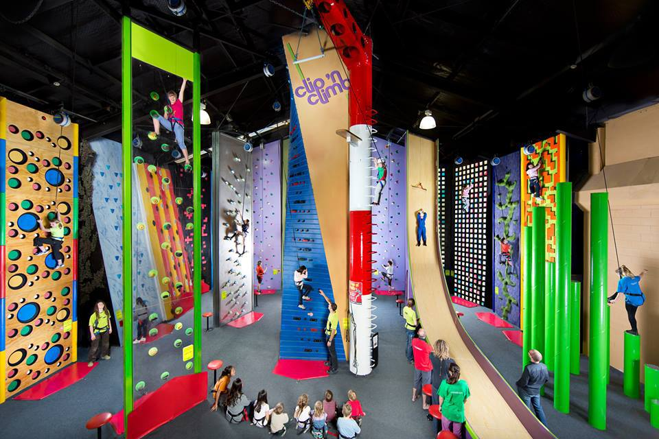 Clip N Climb Melbourne For Exhilarating And Exciting