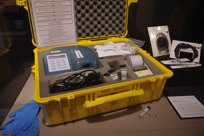 Could this be a Lie Detector Kit - Find out at the Exhibit