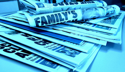 Don't read the headlines - make them!/Image by NS Newsflash