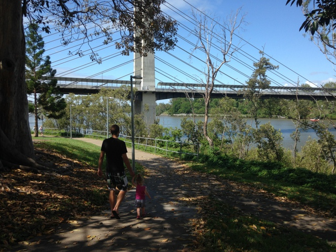 Dutton Park, Dutton Park Harmony Gardens, Dutton Park river walk, Brisbane river walks, stroller friendly river walk, Dutton Park playground, Dutton Park picnic, easy Brisbane family walk