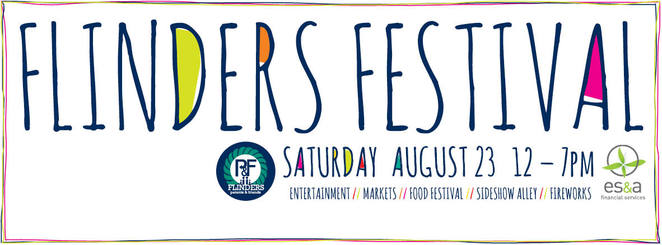 flinders festival, carnival, community, school, rides, entertainment, fireworks