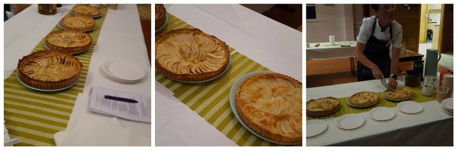 french cooking, cooking, pastries, sweets, desserts