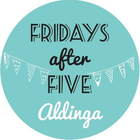 Fridays After Five Aldinga Logo