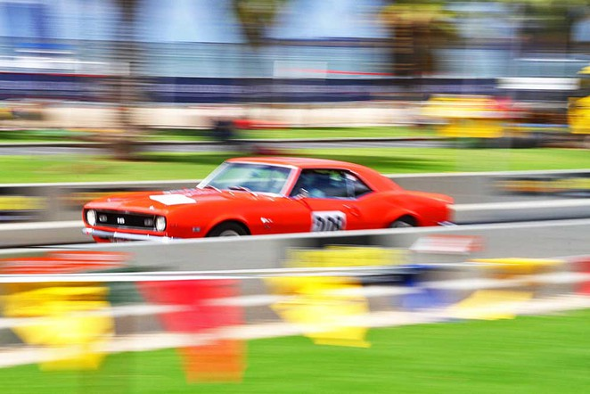Geelong time trials, Geelong Revival Motoring Festival