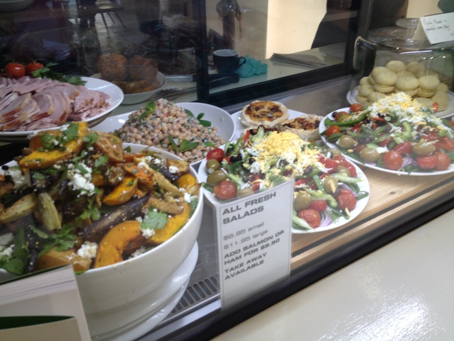 get fresh, cafe, cotton tree, maroochydore, sunshine coast, salad, tea, coffee, breakfast, lunch
