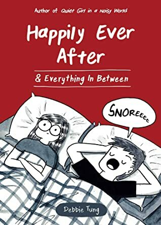 Happily Ever After and Everything In Between, comics, web comics, Debbie Tung