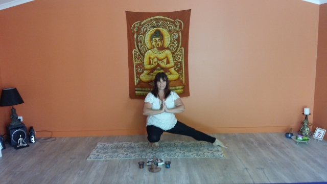 Hatha Yoga for all ages and fitness levels with Lisa Nicchia.