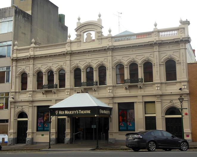 her majesty's theatre ballarat