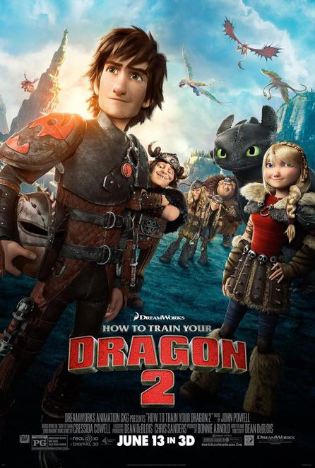 How to train your dragon 2, animation, movie, film review, movie review