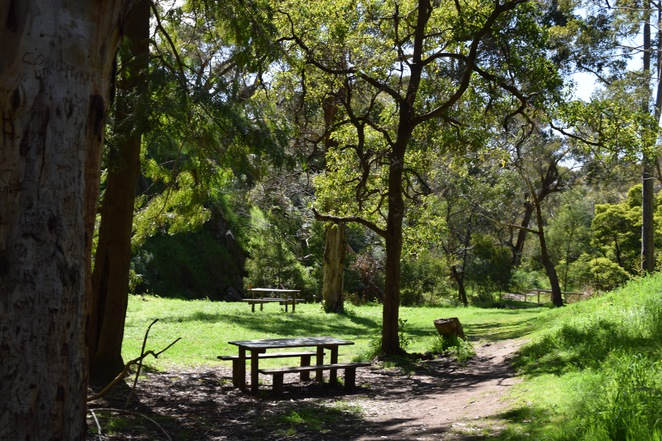 Ingalalla Waterfalls, Hay Flat, Normanville, Second Valley Forest, Fleurieu Waterfalls, Parawa, Picnic Grounds