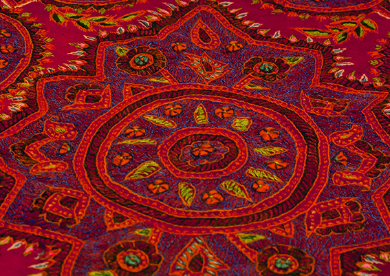 Traditional Craft Workshops, Iranian Embroidery, City of Marion, Marion Cultural Centre