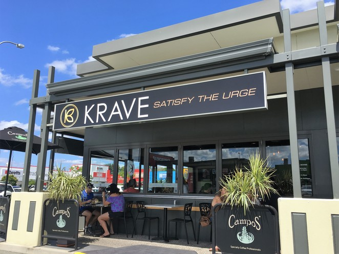Kafe Krave Windsor