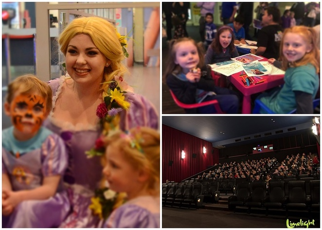 limelight cinemas, canberra, ACT, tuggeranong, tuggeranong hyperdome, kids, school holidays, ACT