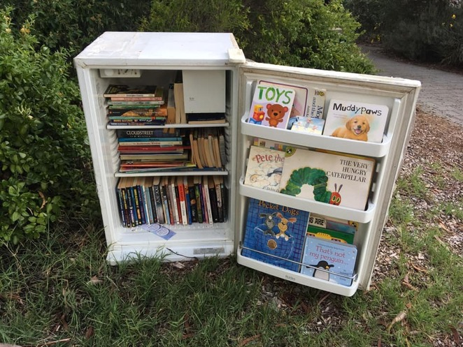 Little Street Libraries