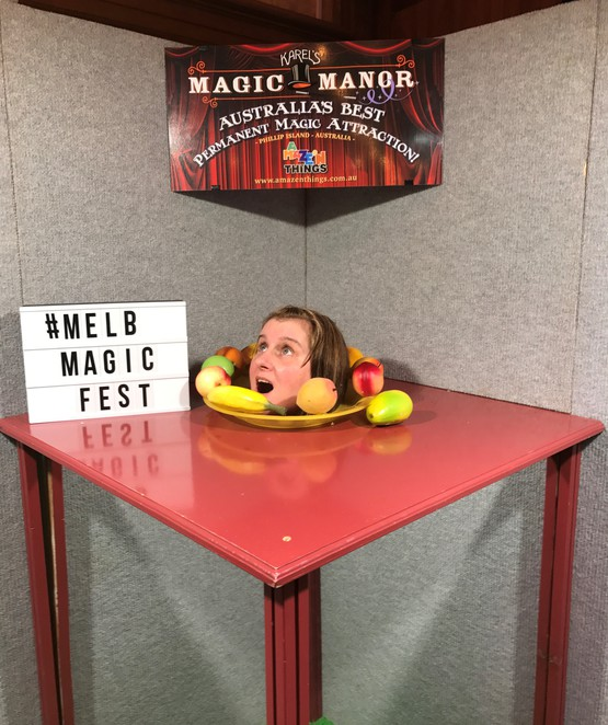 magicsports, melbourne magic festival, magicians, comedy, live, improvised, entertaining
