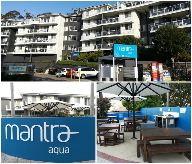 mantra aqua, nelson bay, NSW, port stephens, holidays, resorts, hotels, accommodation, nelson bay, walking distance to nelson bay shops, walking, short walk, marina, cafes, apartments, self contained apartments,
