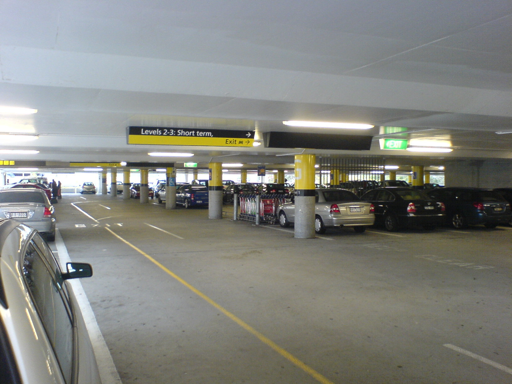 Andrews Car Park Melbourne