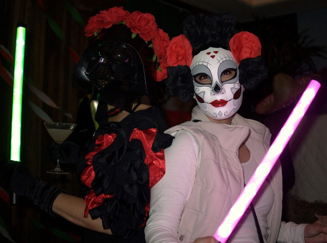 Mexican Star Wars Party