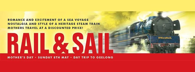 Mother's Day, Mum's Day, Mother, High Tea, gifts for mother's day, restaurant for mother's day, mother's day gifts, gift ideas, unique mother's day gifts, mother's day gift guide,mother's day rail and sail, rail and sail, steamrail victoria, geelong flyer, victoria star,