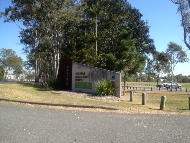 Murarrie Recreation Reserve, cycle tracks Brisbane, great places to cycle in Brisbane
