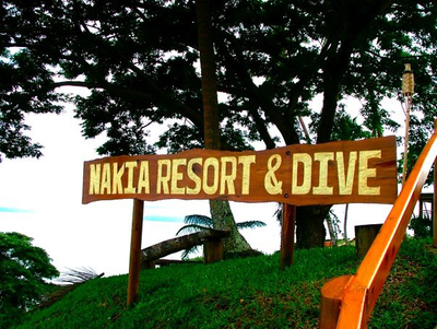 nakia resort and dive