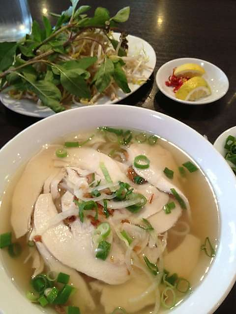 Pho, noodle soup, Vietnamese food, Bayswater
