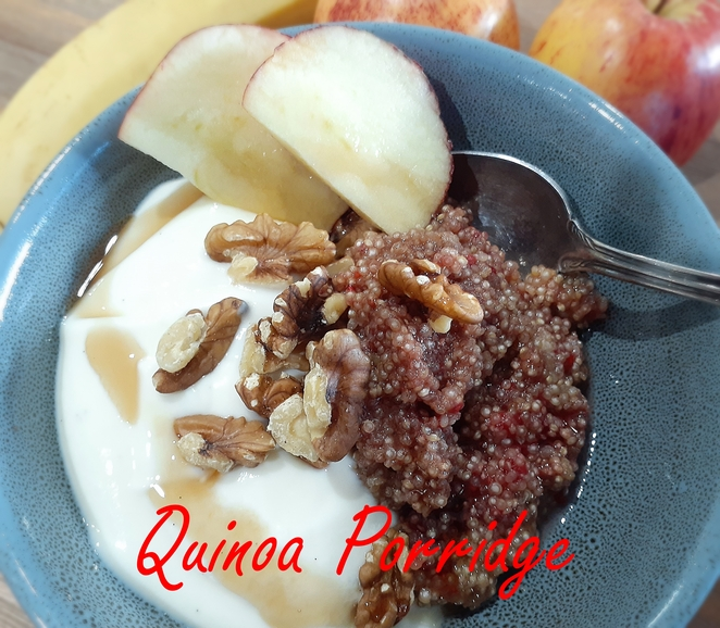 quinoa, recipes, quinoa porridge, quinoa, cinnamon, cinnamon, honey, sugar, easy, family, kids, winter, healthy, soup, breakfast, lunch, dinner, tabbouleh, quinoa recipes, recipe, tomato, quinoa, olive oil, lemon juice, bbq salads, parsley, mint,