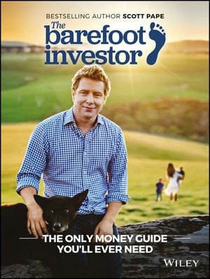 Scott Pape, The Barefoot Investor, The only money guide you'll ever need, personal finance, australian, book about money