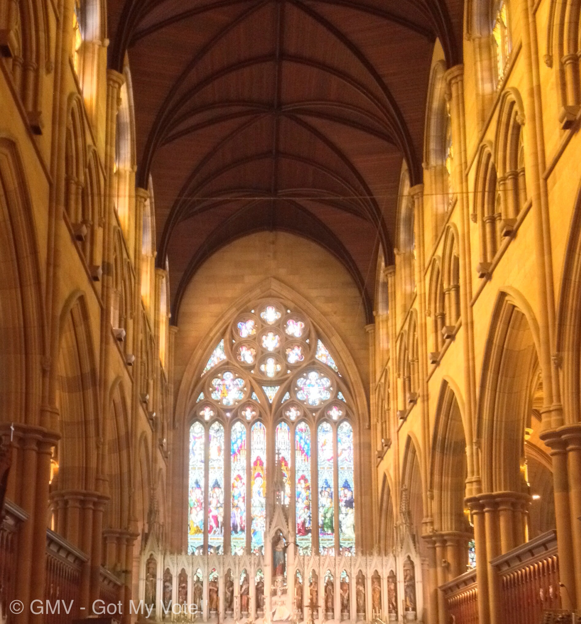 St Mary's Cathedral Tour - Sydney