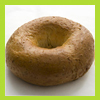 Wholemeal bagel