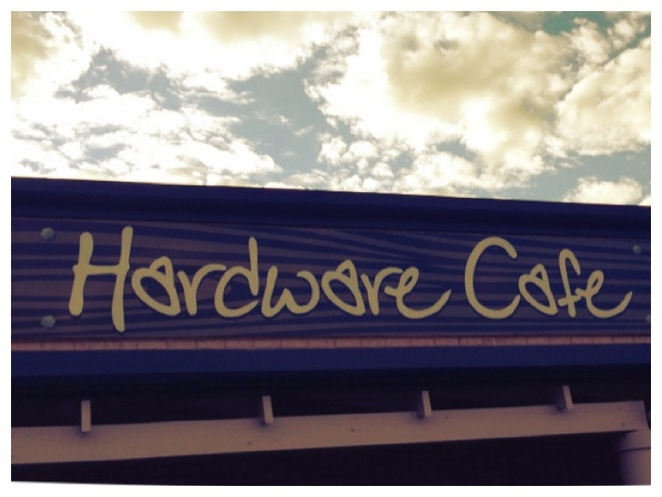 The Hardware Cafe
