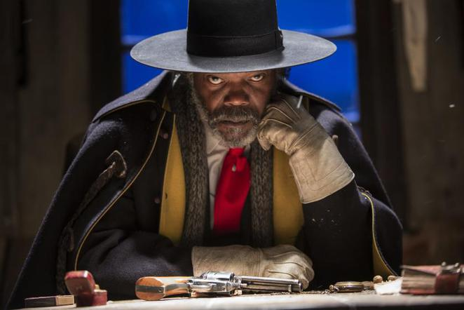 Quentin Tarantino's The Hateful Eight - Samuel L. Jackson