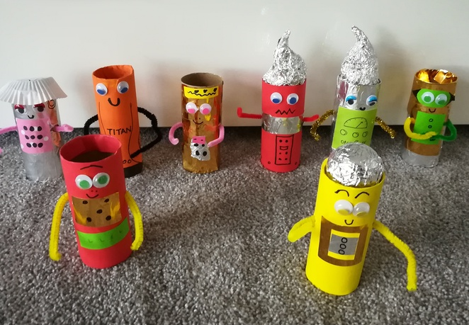 toilet roll craft, activities, crafts, school holidays, children, paper crafts, things to do, indoors, coronoavirus, how to, school holiday crafts, preschoolers, toddlers, primary school age, australia,