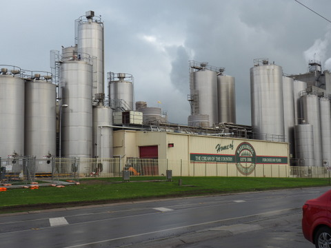 Warrnambool Cheese Factory, Cheesseworld