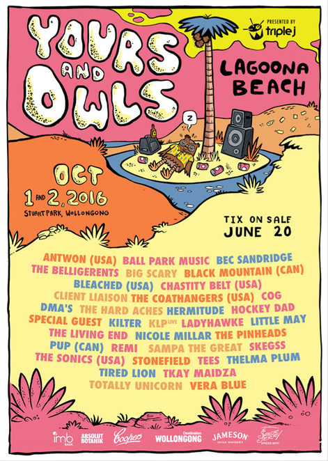 Yours & Owls Festival 2016